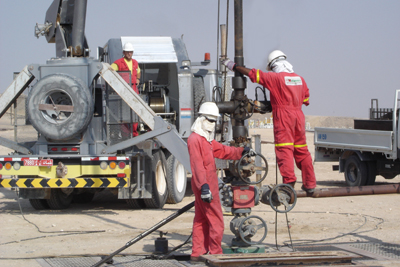 wireline pressure control equipment for oil and gas industry